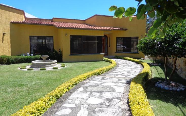 Foto de casa en venta en  2, ampliación chapultepec, cuernavaca, morelos, 792717 No. 01