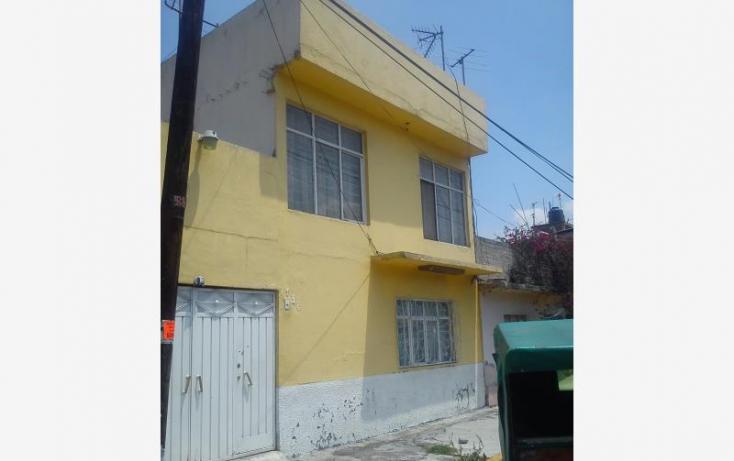 Foto de casa en venta en 2 arbolitos 136, aurora sur benito juárez, nezahualcóyotl, estado de méxico, 725031 no 01