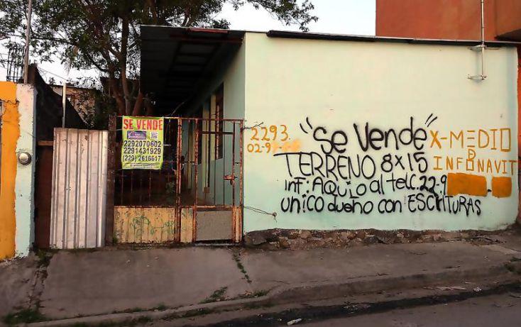 Foto de terreno habitacional en venta en, 2 caminos, veracruz, veracruz, 2040884 no 01