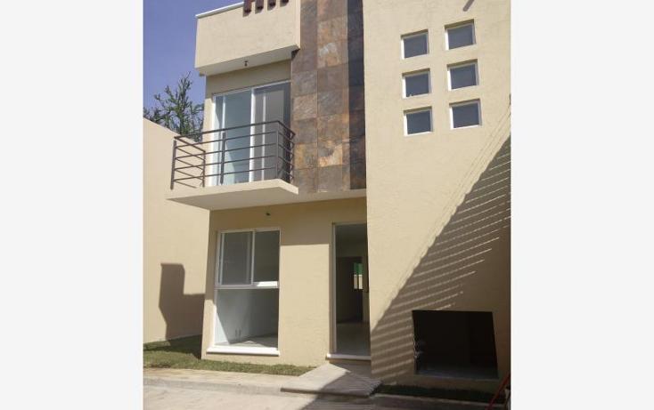 Foto de casa en venta en  2, centro jiutepec, jiutepec, morelos, 1752492 No. 01