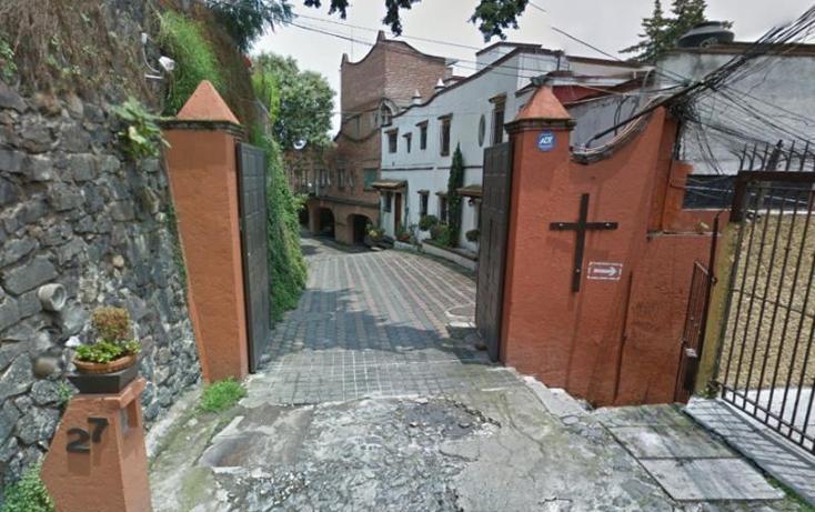 Foto de casa en venta en 2 cerrada del moral 27, 2a del moral del pueblo de tetelpan, álvaro obregón, distrito federal, 0 No. 01