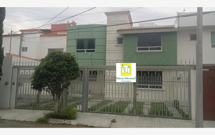 Foto de casa en venta en  2, colinas del cimatario, querétaro, querétaro, 1674746 No. 01