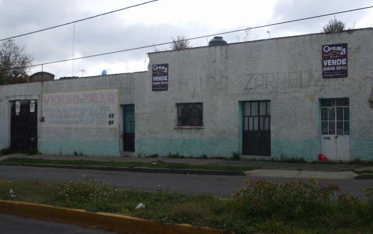 Foto de terreno habitacional en venta en 2 de abril 1001, ferrocarrilera, apizaco, tlaxcala, 1714012 no 03