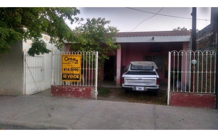 Foto de casa en venta en  , anáhuac, ahome, sinaloa, 1746619 No. 01