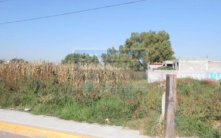 Foto de terreno habitacional en venta en 2 de abril, la magdalena atlicpac, la paz, estado de méxico, 682349 no 01