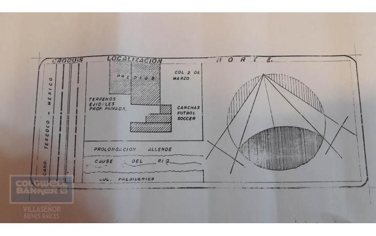 Foto de terreno comercial en venta en  , 2 de marzo, chicoloapan, méxico, 1893946 No. 09