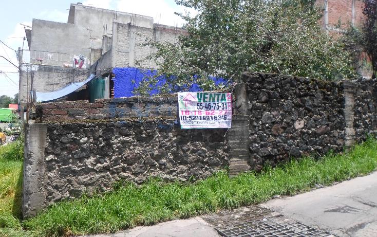 Foto de terreno habitacional en venta en  , 2 de octubre, tlalpan, distrito federal, 1093285 No. 01