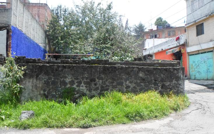 Foto de terreno habitacional en venta en  , 2 de octubre, tlalpan, distrito federal, 1093285 No. 02