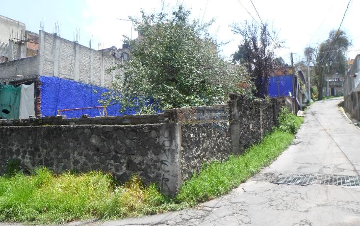 Foto de terreno habitacional en venta en  , 2 de octubre, tlalpan, distrito federal, 1093285 No. 03