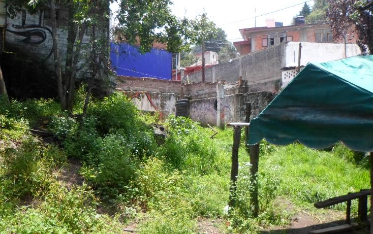 Foto de terreno habitacional en venta en  , 2 de octubre, tlalpan, distrito federal, 1093285 No. 05