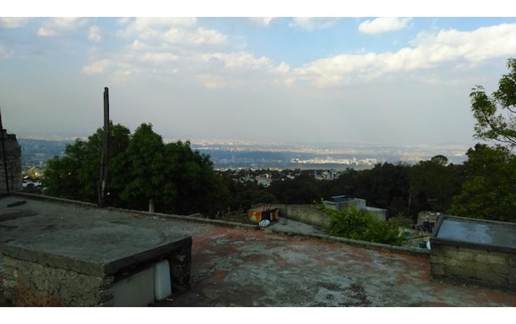 Foto de terreno habitacional en venta en  , 2 de octubre, tlalpan, distrito federal, 1177163 No. 01