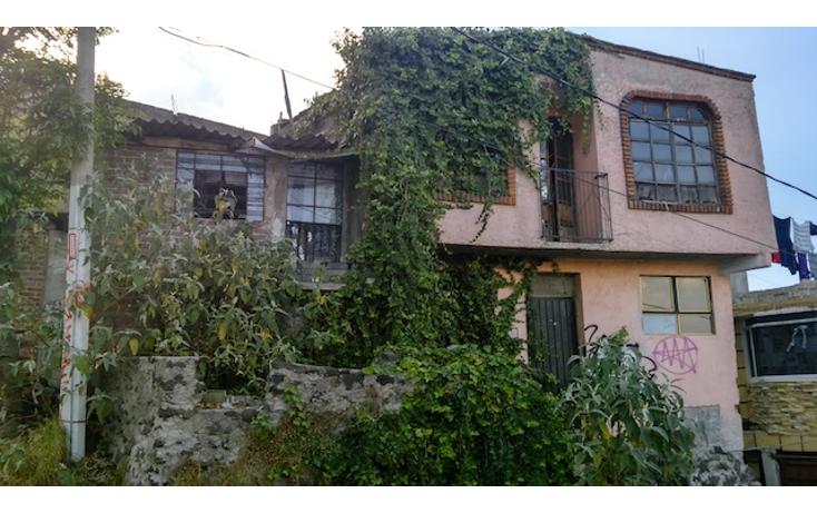 Foto de terreno habitacional en venta en  , 2 de octubre, tlalpan, distrito federal, 1177163 No. 04