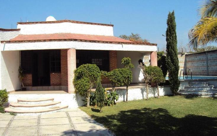 Foto de casa en venta en  2, el coco, puente de ixtla, morelos, 443815 No. 02