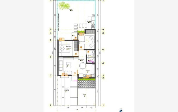 Foto de casa en venta en  2, fovissste, colima, colima, 1469001 No. 03