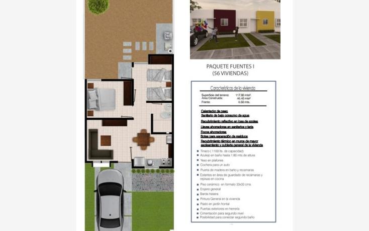 Foto de casa en venta en  2, fovissste, colima, colima, 1469001 No. 04