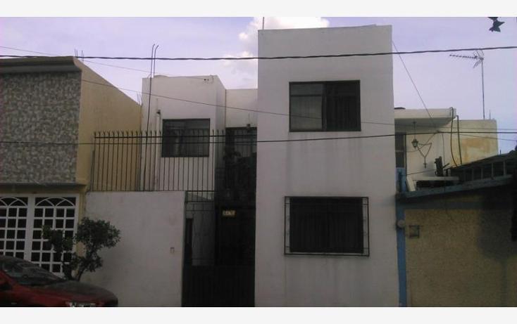 Foto de casa en venta en ignacio comonfort 2, hogares marla, ecatepec de morelos, méxico, 1816804 No. 01