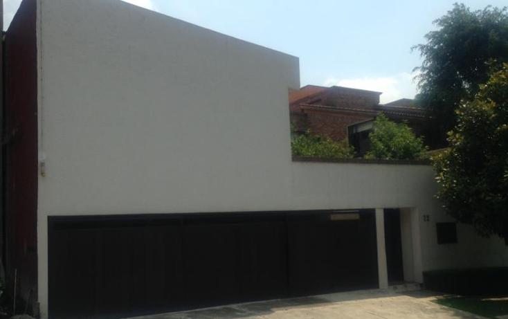 Foto de casa en venta en  2, jardines en la montaña, tlalpan, distrito federal, 2021740 No. 01