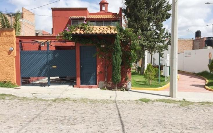 Foto de casa en venta en  2, jardines ii, san miguel de allende, guanajuato, 2039972 No. 16
