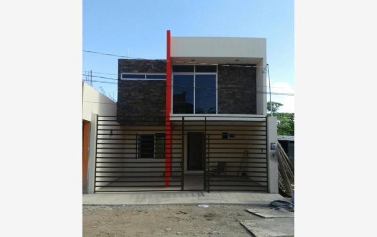 Foto de casa en venta en ebano 2, las brisas, centro, tabasco, 584415 No. 01