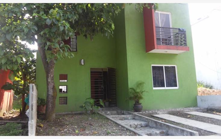 Foto de casa en venta en  2, lázaro cárdenas, teapa, tabasco, 899053 No. 01