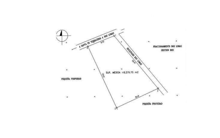 Foto de terreno habitacional en venta en, 2 lomas, veracruz, veracruz, 1091125 no 03