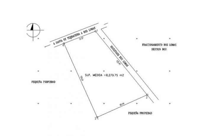 Foto de terreno habitacional en venta en, 2 lomas, veracruz, veracruz, 1091125 no 04
