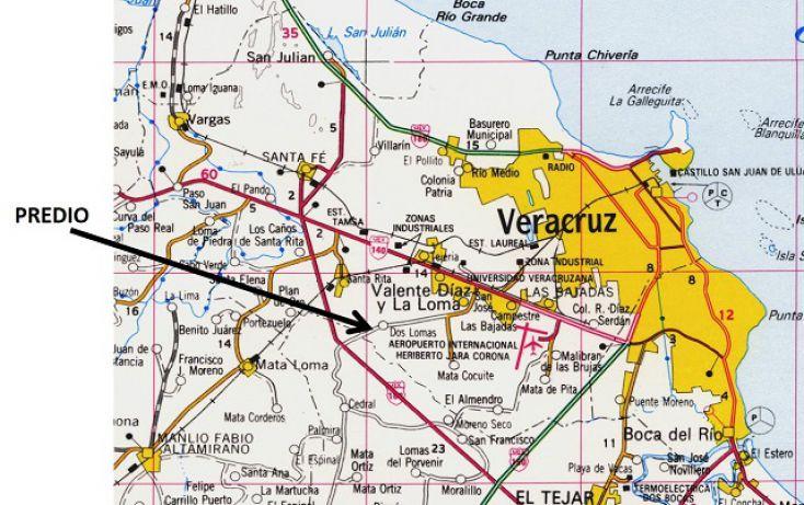 Foto de terreno habitacional en venta en, 2 lomas, veracruz, veracruz, 1091125 no 05