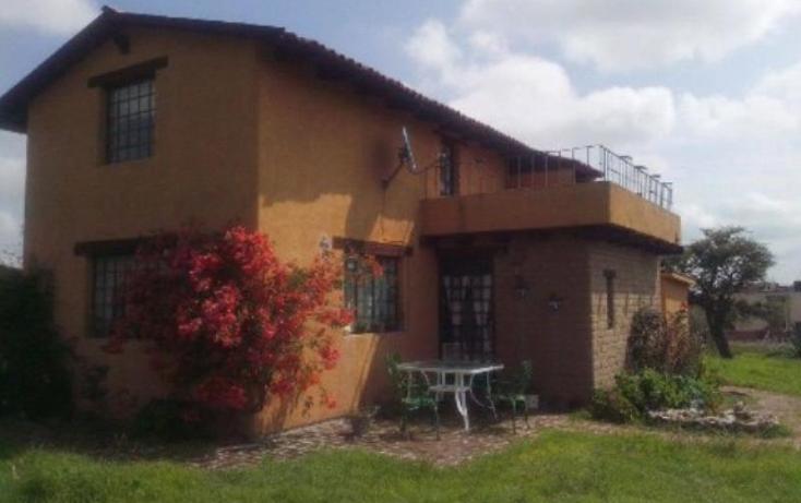 Foto de casa en venta en  2, los adobes, san miguel de allende, guanajuato, 1415231 No. 01