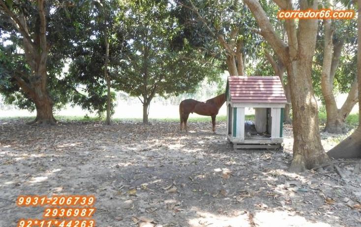 Foto de terreno habitacional en venta en  , 2 montes, centro, tabasco, 1557846 No. 01