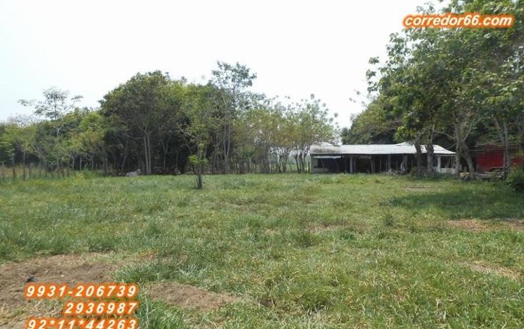Foto de terreno habitacional en venta en  , 2 montes, centro, tabasco, 1557846 No. 03