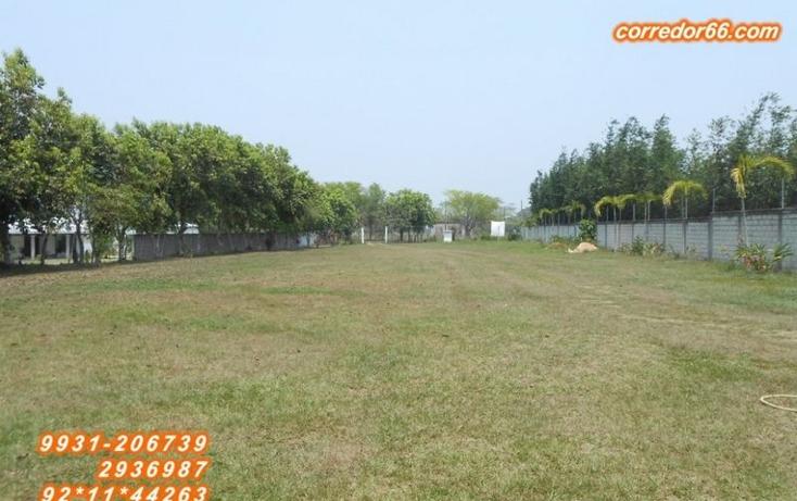 Foto de terreno habitacional en venta en  , 2 montes, centro, tabasco, 1557846 No. 06