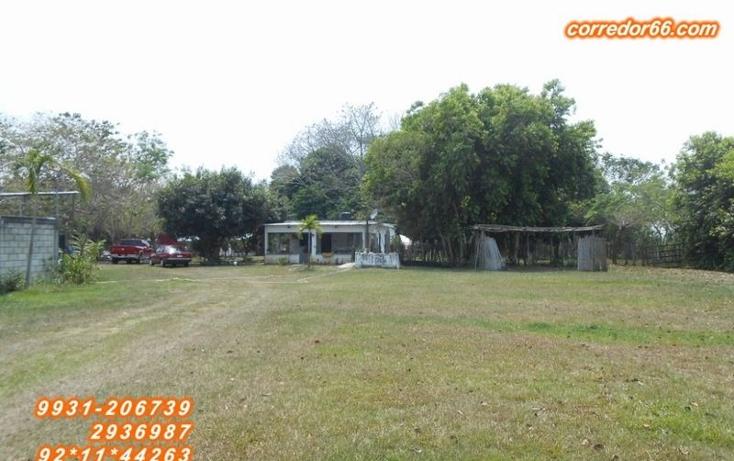 Foto de terreno habitacional en venta en  , 2 montes, centro, tabasco, 1557846 No. 07