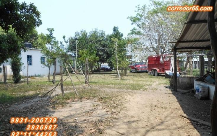 Foto de terreno habitacional en venta en  , 2 montes, centro, tabasco, 1557846 No. 09
