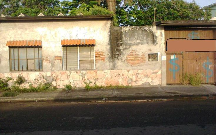 Foto de terreno habitacional en venta en  2, playa linda, veracruz, veracruz de ignacio de la llave, 1584748 No. 01