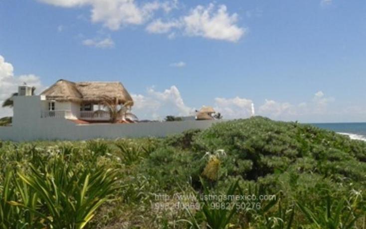 Foto de terreno habitacional en venta en  2, puerto morelos, benito juárez, quintana roo, 480728 No. 02