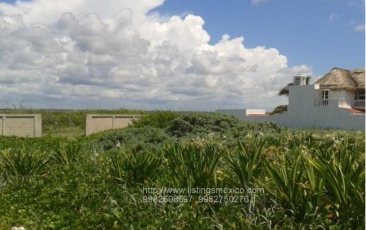 Foto de terreno habitacional en venta en  2, puerto morelos, benito juárez, quintana roo, 480728 No. 03