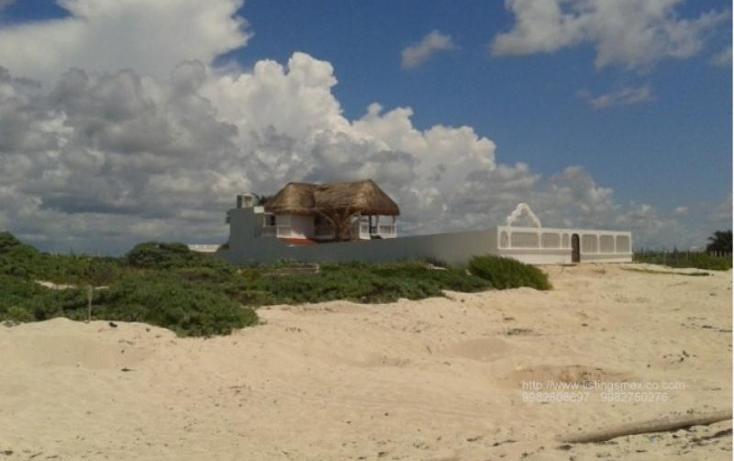 Foto de terreno habitacional en venta en  2, puerto morelos, benito juárez, quintana roo, 480728 No. 05