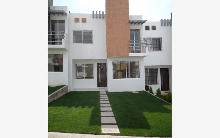 Foto de casa en venta en  2, rancho tetela, cuernavaca, morelos, 885001 No. 01