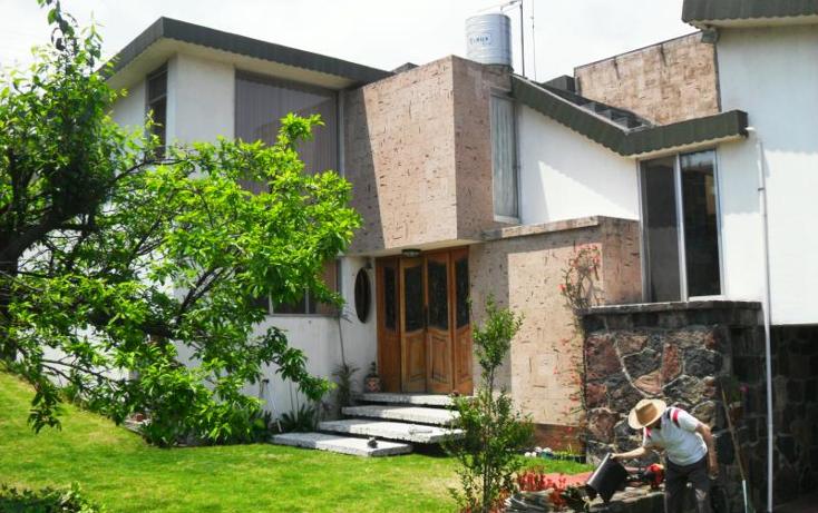 Foto de casa en venta en  2, san francisco tlalnepantla, xochimilco, distrito federal, 1797950 No. 01