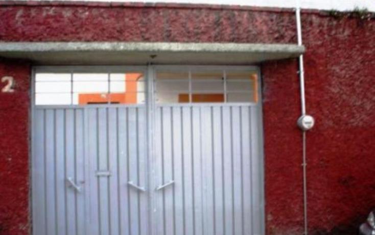 Foto de casa en venta en  2, san juan atzacualoya, tlalmanalco, méxico, 1529530 No. 01