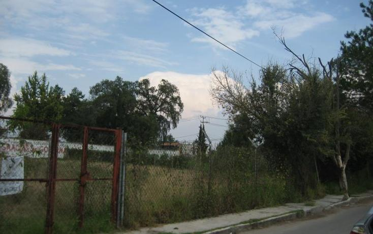 Foto de terreno comercial en venta en  2, san miguel, zumpango, méxico, 2007764 No. 02