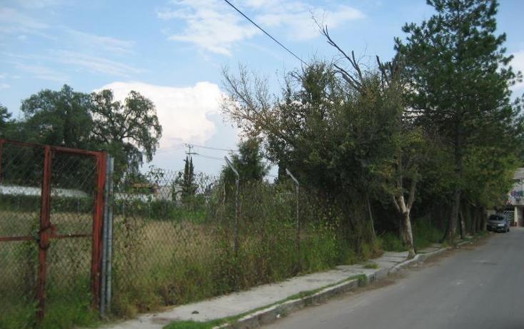 Foto de terreno comercial en venta en  2, san miguel, zumpango, méxico, 2007764 No. 03