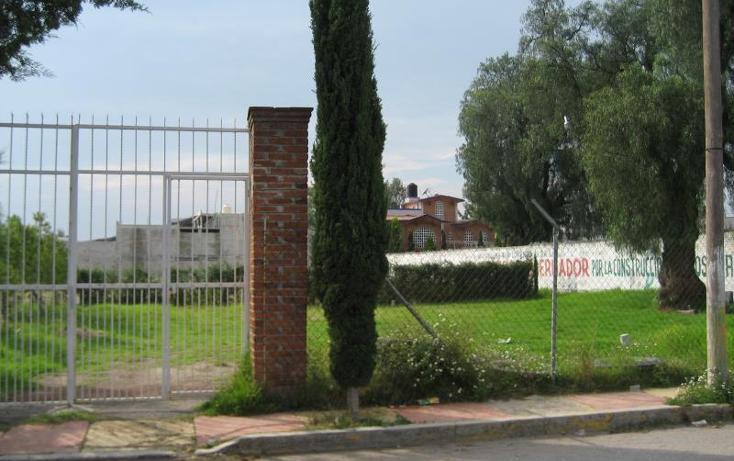 Foto de terreno comercial en venta en  2, san miguel, zumpango, méxico, 2007764 No. 04