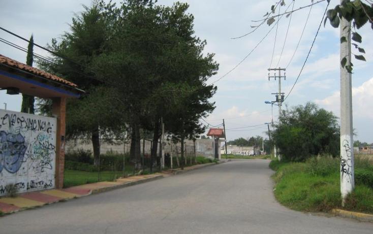 Foto de terreno comercial en venta en  2, san miguel, zumpango, méxico, 2007764 No. 07