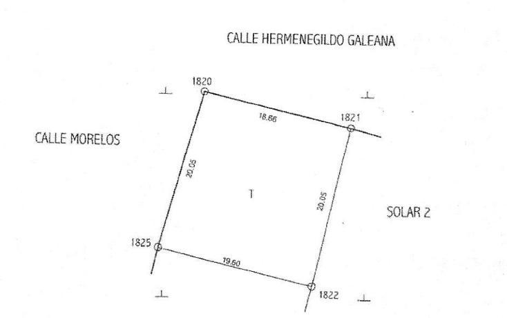 Foto de terreno habitacional en venta en  , 2 soles, acapulco de juárez, guerrero, 1700746 No. 01