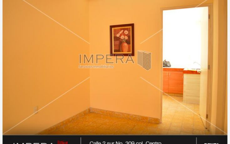Foto de departamento en renta en 2 sur 309, insurgentes, tehuacán, puebla, 1215483 no 05