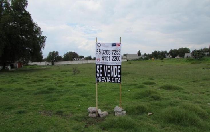 Foto de terreno habitacional en venta en  2, tepexpan, acolman, m?xico, 664589 No. 01