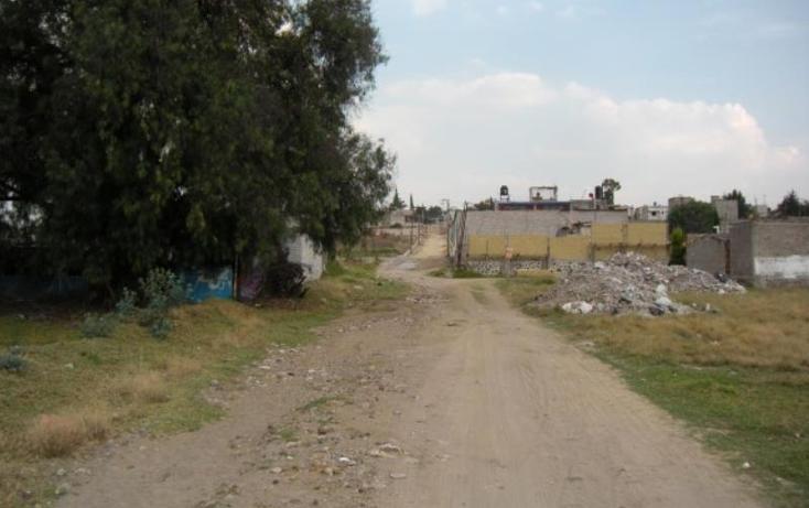 Foto de terreno habitacional en venta en  2, tepexpan, acolman, m?xico, 664589 No. 10