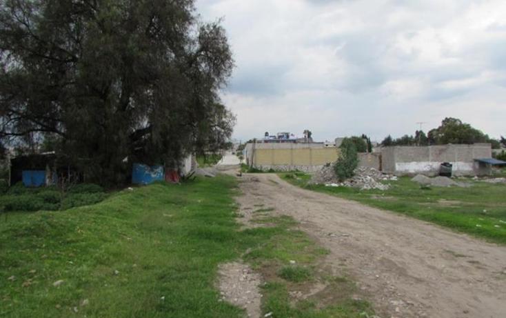 Foto de terreno habitacional en venta en  2, tepexpan, acolman, m?xico, 664589 No. 12