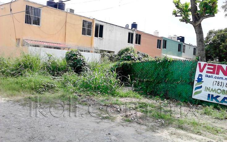 Foto de terreno habitacional en venta en  2, tepeyac, poza rica de hidalgo, veracruz de ignacio de la llave, 1630080 No. 02